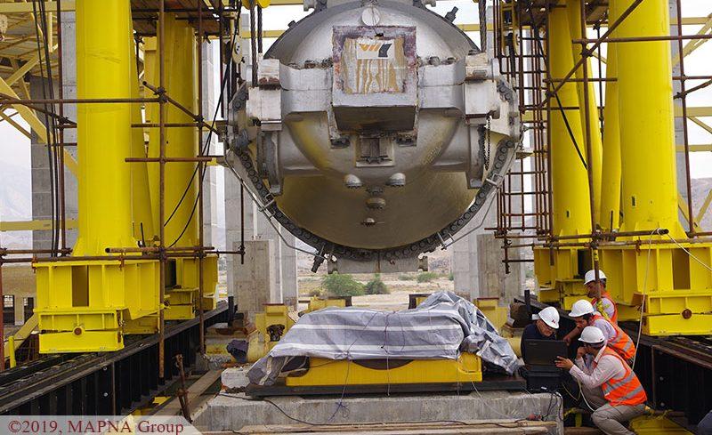 طراحی، ساخت و راهاندازی مکانیزم Heavy Lift شد