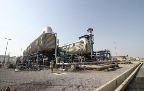 پروژه تولید همزمان برق و آب قشم مپنا بهرهبرداری شد