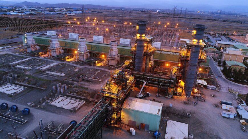 واحد اوّل بخش بخار نیروگاه سیکل ترکیبی فردوسی، با شبکه سراسری برق سنکرون شد